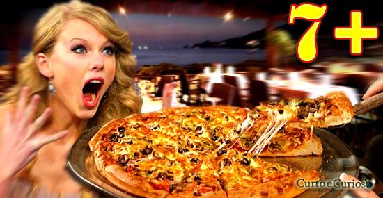 7 curiosidades sobre a pizza que você sempre quis saber