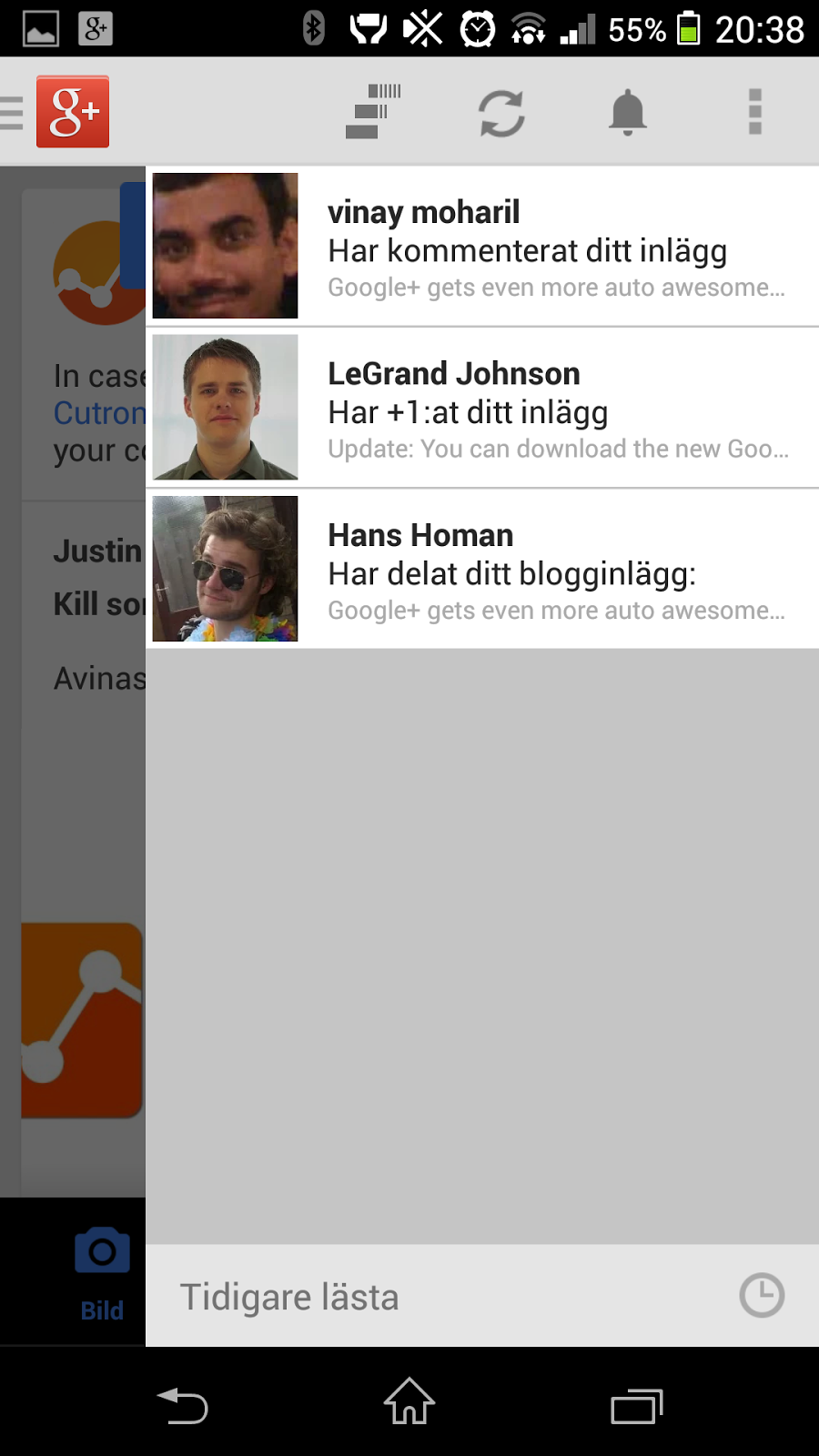 Google+ gets even more auto awesome features