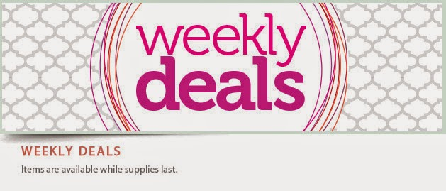 NEW Weekly Deals Every Tuesday