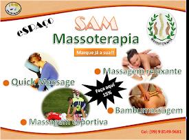 Escolha a sua massagem Aqui!!