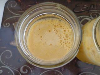 fresh orange radiant juice