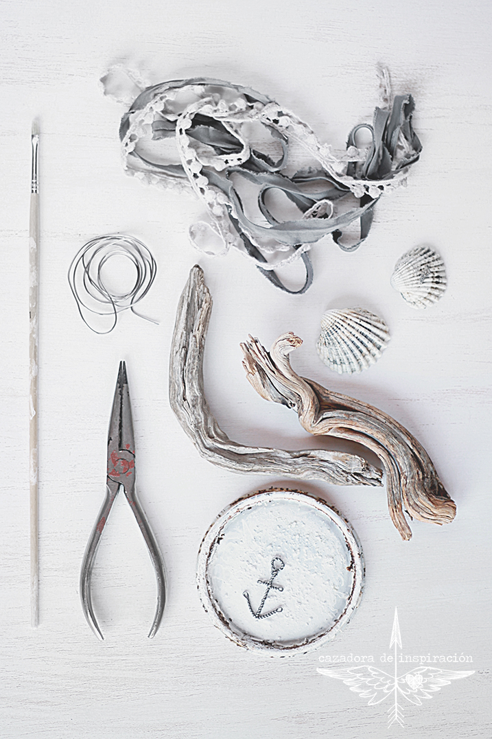 Cazadora de inspiración © Anna Tykhonova