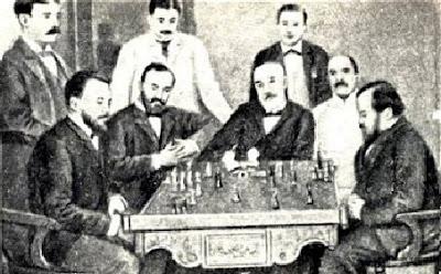 Wilhelm Steinitz vs. Mikhail Chigorin