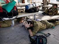 Ingin Serang Palestina, Tentara Israel Keracunan
