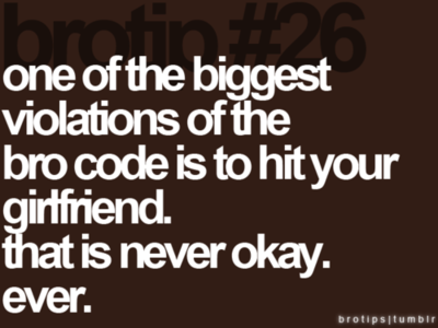the bro code relationship test