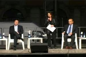 Dosi-Paparo confronto fra i candidati sindaco