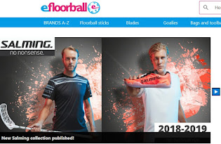 efloorball: unser Sponsor