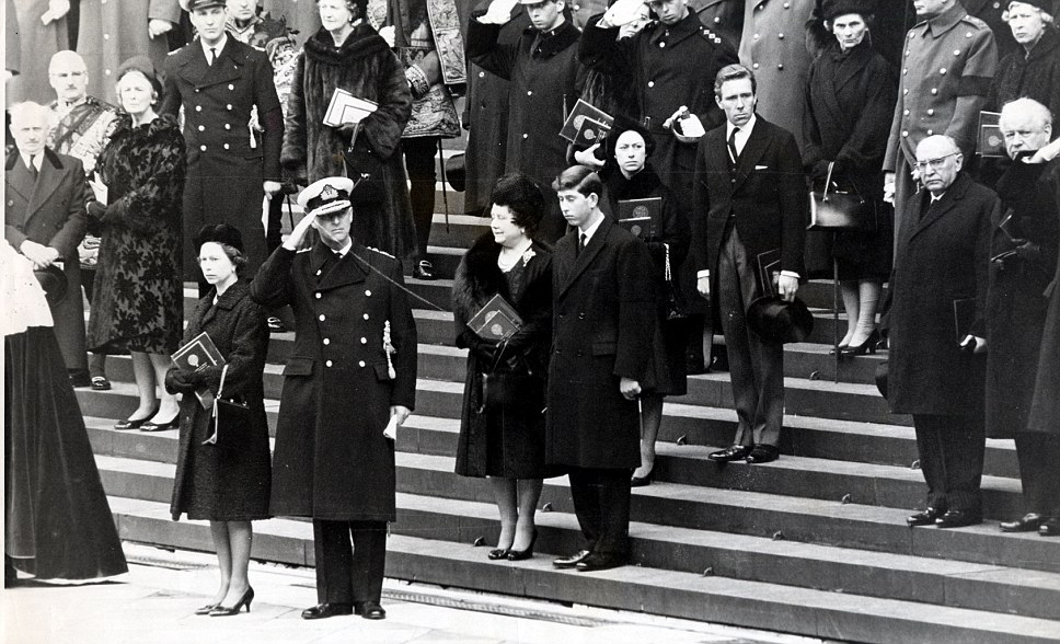 Margaret Thatcher Funeral Attendees