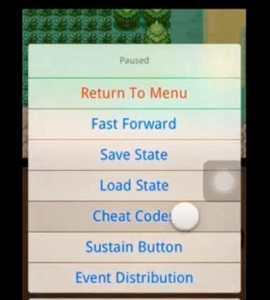 Vba Emulator Gameshark Codes Pokemon Emerald