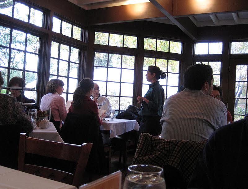 Yum Yum Afternoon Tea At Cafe At The Frick