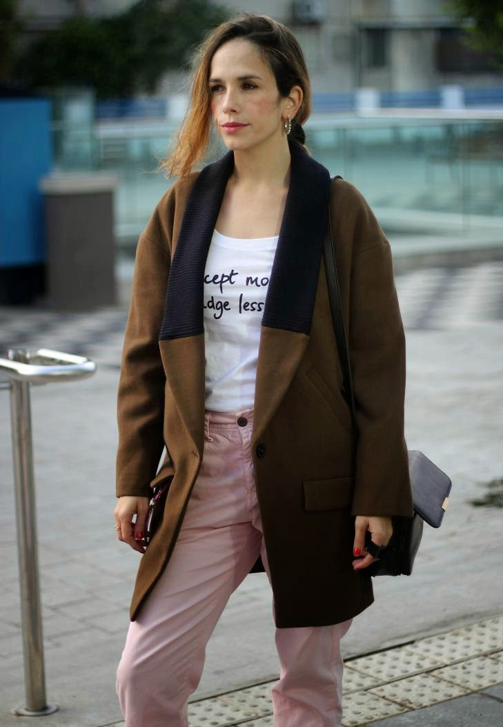 slogan, statement, T-shirts,fashion, fashion blog, בלוג אופנה ,אופנה ,fashionicon, inspiration, streetstyle,cara delevingne
