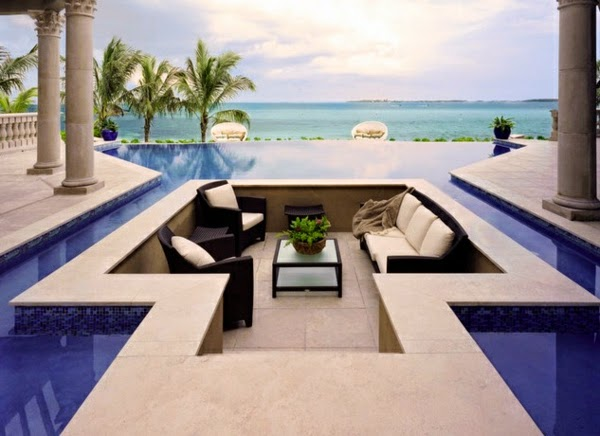 ... et relooking: Jardins piscines - types,matériaux et planification