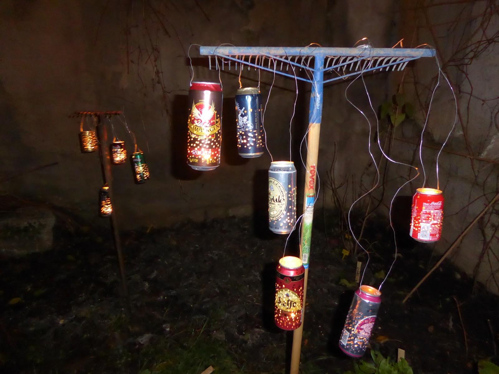 Jardin sur cour illumination du jardin le mardi 8 for Decoration lumignon 8 decembre