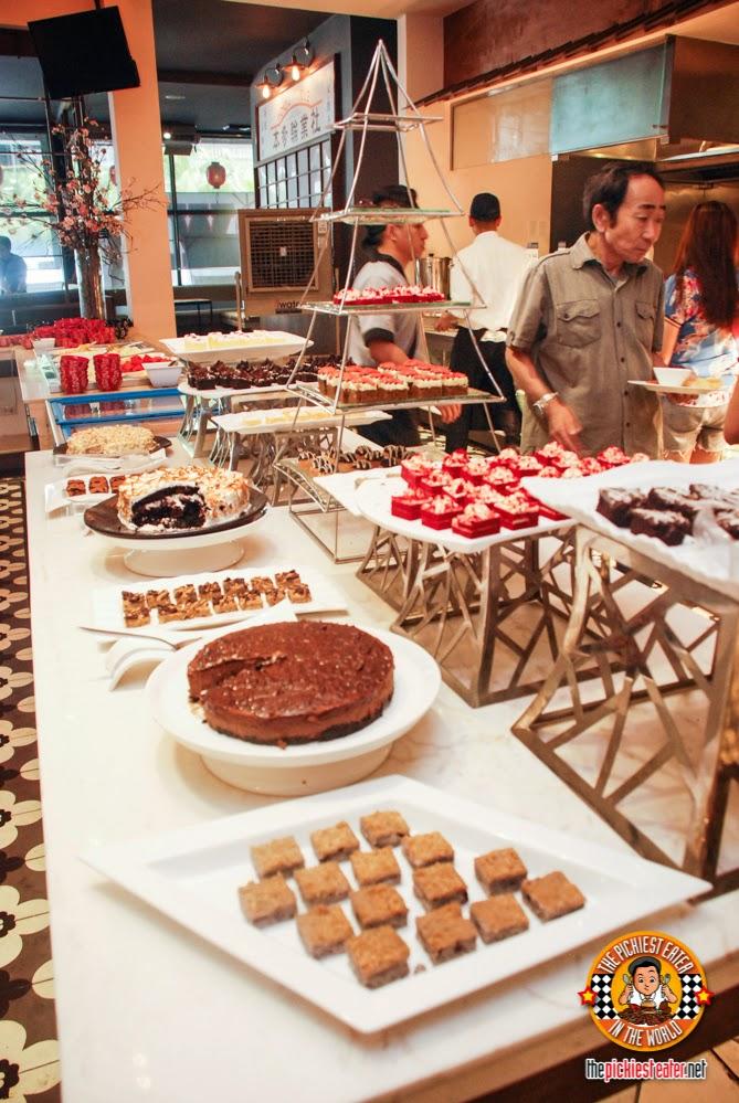 banzai dessert station
