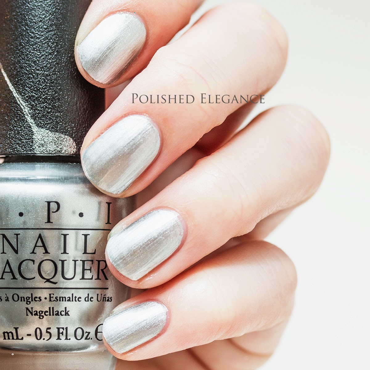 OPI - My Silk Tie - Fifty Shades Of Grey collection swatches review