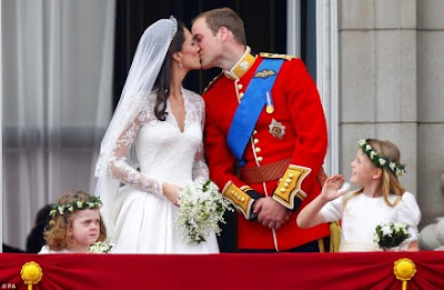 Kate Middleton and Prince William Marriage