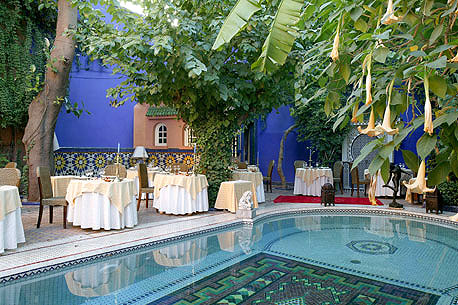 Hotel Marrakech Demi Pension