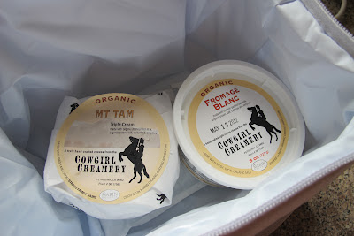 Touring Cowgirl Creamery