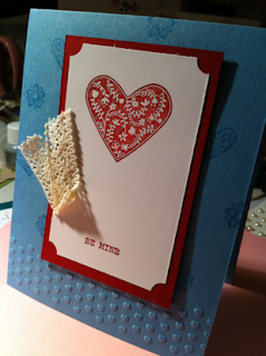 Take it to heart card by Ida Chan, Stampin' Up! Vancouver