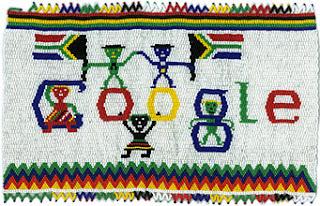 Doodle del Día de la Liberación de Sudáfrica, 2013