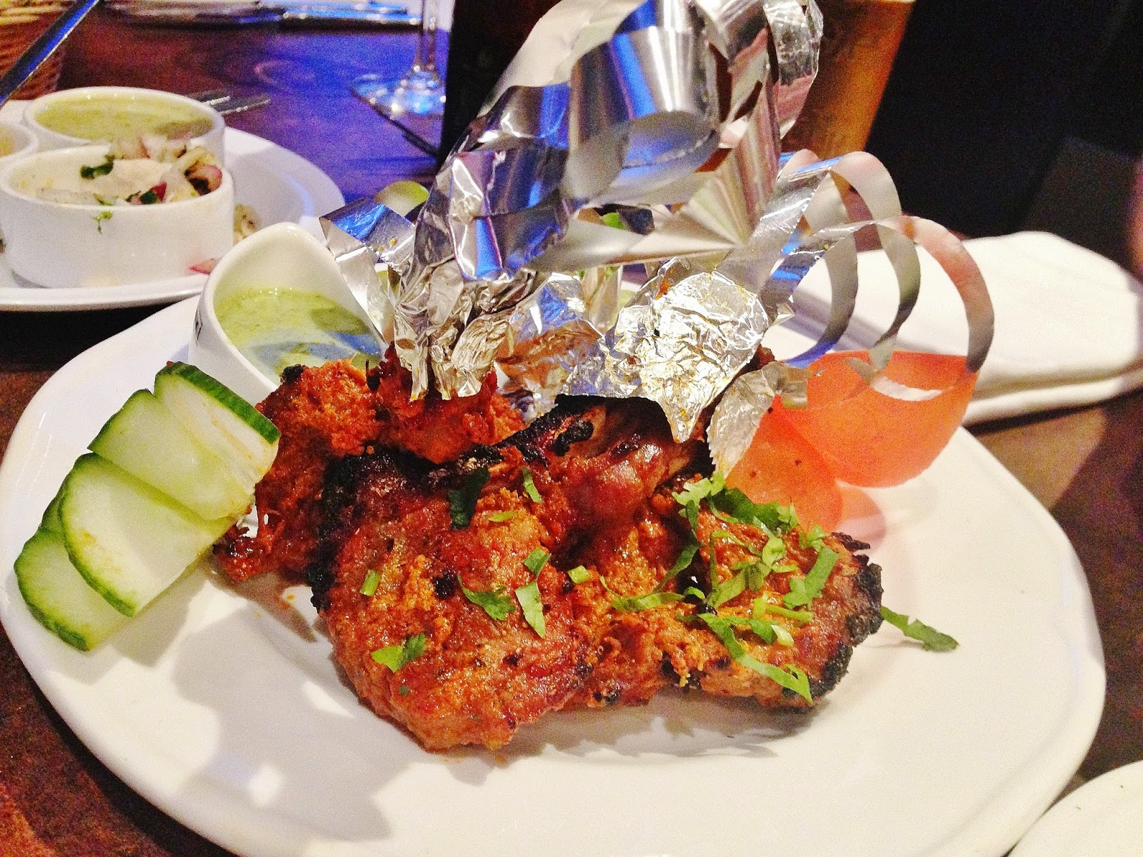 starter lamb chops indian cuisine