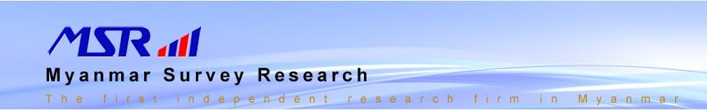 Myanmar Survey Research