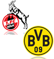 FC Köln - Borussia Dortmund