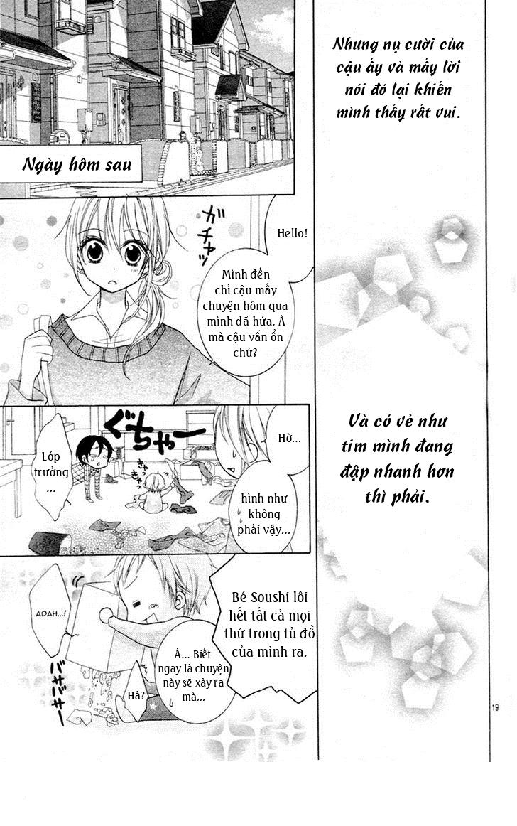 Papa to Mama Hajimemashita chap 1 - Trang 21