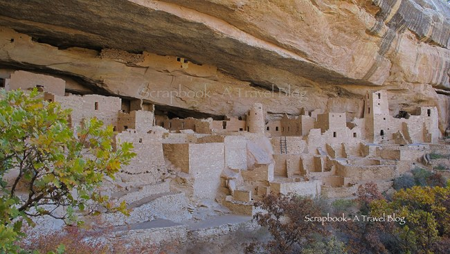 Cliff Palace Mesa Verde National Park Colorado