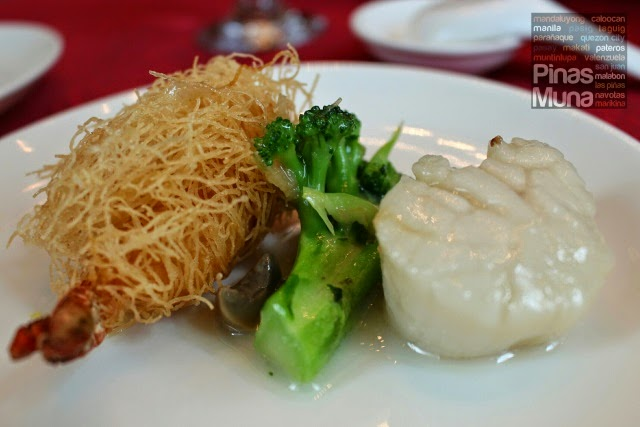 2015 Chinese New Year Menu at Crowne Plaza Manila