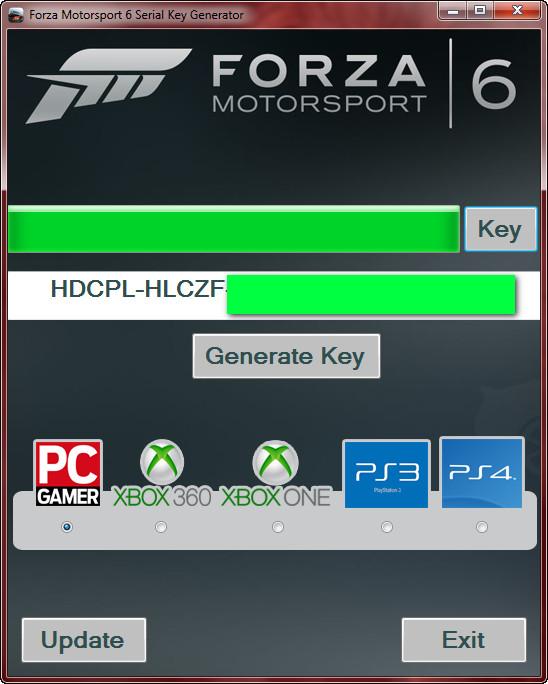 forza horizon 3 pc activation key free