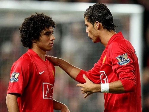 all football players rafael da silva brazilian best