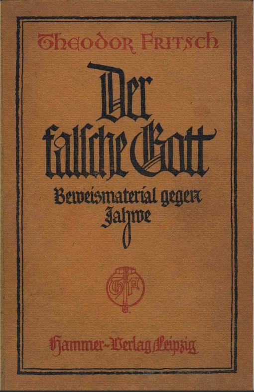 DER FALSCHE GOTT (Buch-Download)