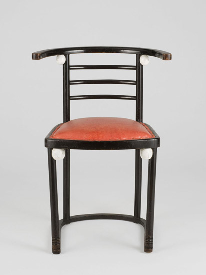 Йозеф Хоффман (Josef Hoffmann) 1907 Fledermaus Chair