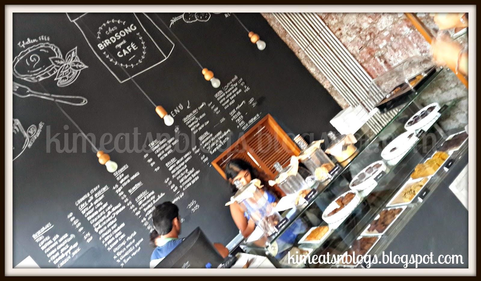 Cafe Express Menu Austin