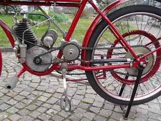 motobici alato