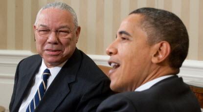 Vote for Obama, Colin Powell Endorses Obama for President