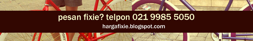 harga fixie|fixie sepeda|fixie bike