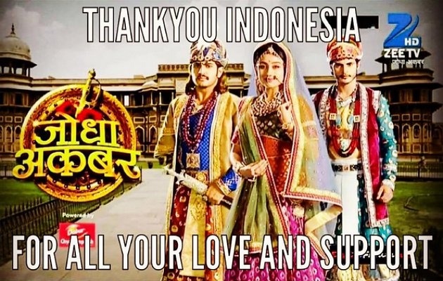'Jodha Akbar' Tamat, Ravi Bathia Ucapkan Terima Kasih ke Fans Indonesia