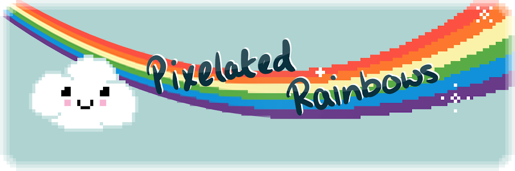 Pixelated Rainbows