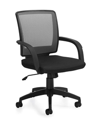 Offices To Go Mesh Back Manager's Chair
