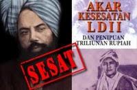 Kesesatan Ahmadiyah