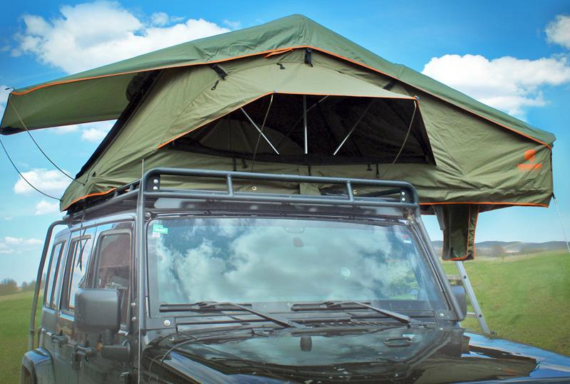 New Line of Car-top Tents.   & Lloydu0027s Blog: New Line of Car-top Tents