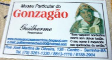 Museu gonzagão de Serrinha
