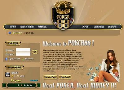 Situs Poker Terpercaya dan Terbaik 2015