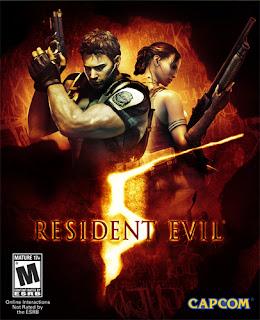 resident evil 5 game pc