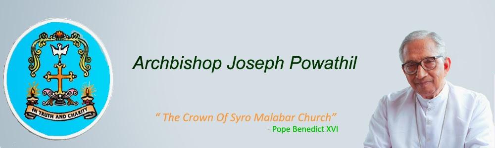 Archbishop Joseph Powathil