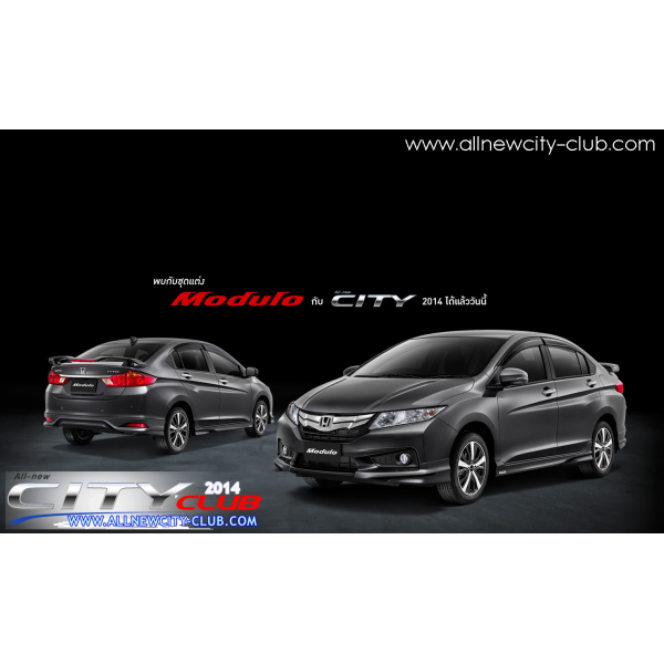 Body Kit Honda City Modulo 2012-2014