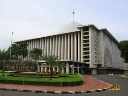 Istiqlal Mosque.