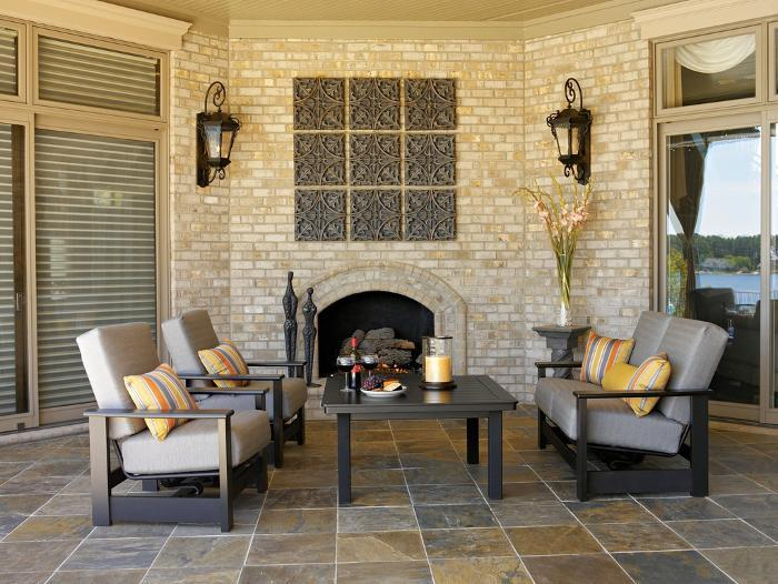 Superior ... And Will Be One Of This Seasonu0027s Biggest Outdoor Patio Trends,  Especially In Condo And Apartment Decks Where Floor Space Is Limited.
